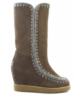 ESKIMO FRENCH TOE WEDGE TALL